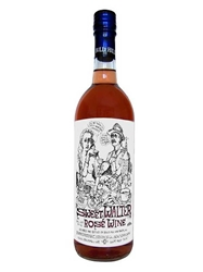 Bully Hill Sweet Walter Rose Finger Lakes NV 750ML Bottle