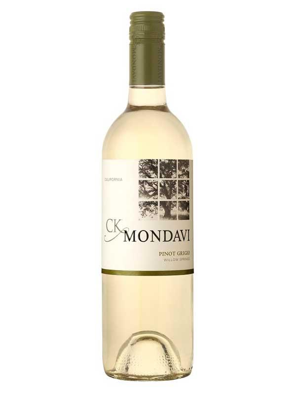 Ck Mondavi Ck Mondavi Willow Springs Pinot Grigio 2015