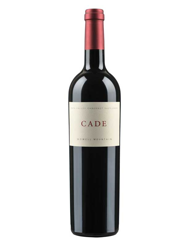 Cade Estate Cabernet Sauvignon Howell Mountain Napa 2013 750ML Bottle