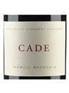 Cade Estate Cabernet Sauvignon Howell Mountain Napa 2013 750ML Label