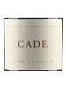 Cade Estate Cabernet Sauvignon Howell Mountain Napa 750ML Label