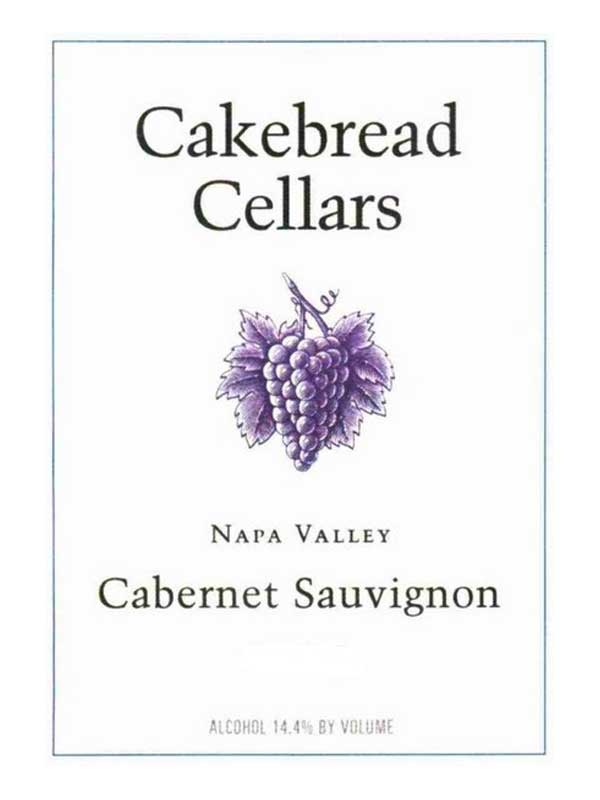 Cakebread Cabernet Sauvignon Napa Valley 2011 750ML Label