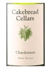 Cakebread Cellars Chardonnay Napa Valley 750ML Label
