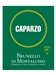 Caparzo Brunello di Montalcino 750ML Label