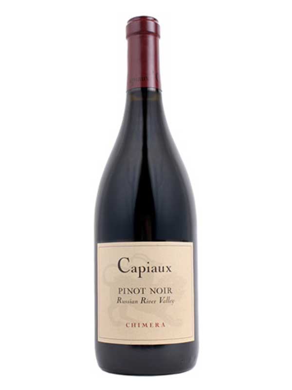 Capiaux Cellars Pinot Noir Chimera Vineyard Russian River Valley 750ML Bottle