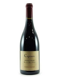 Capiaux Cellars Pinot Noir Widdoes Vineyard Sonoma Russian River 750ML Bottle