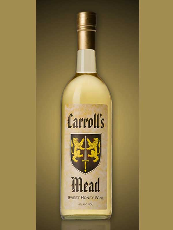 Carrolls Mead Hudson Valley NV 750ML Bottle