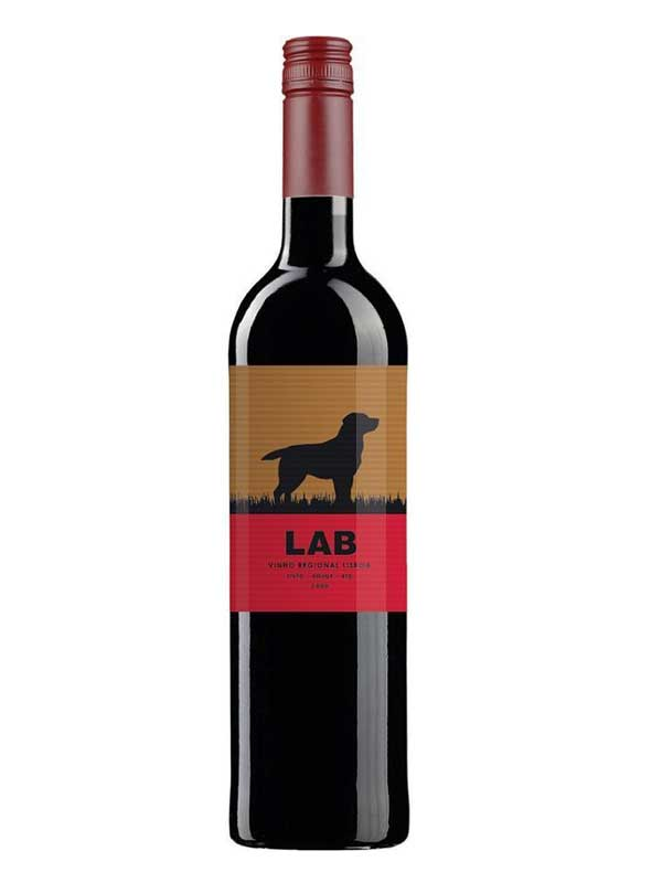 Casa Santos Lima Lab Tinto Lisboa 750ML Bottle