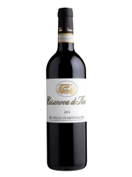Casanova di Neri Brunello di Montalcino White Label 2015 750ML Bottle
