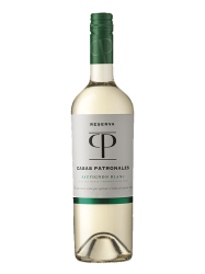 Casas Patronales Sauvignon Blanc Reserva Maule Valley 750ML Bottle