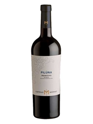 Castello Monaci Piluna Primitivo Salento IGT 750ML Bottle