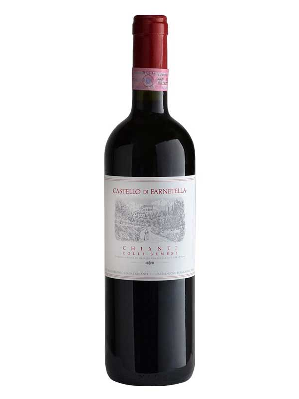 Castello di Farnetella Chianti Colli Senesi 2013 750ML Bottle