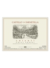Castello di Farnetella Chianti Colli Senesi 2013 750ML Label