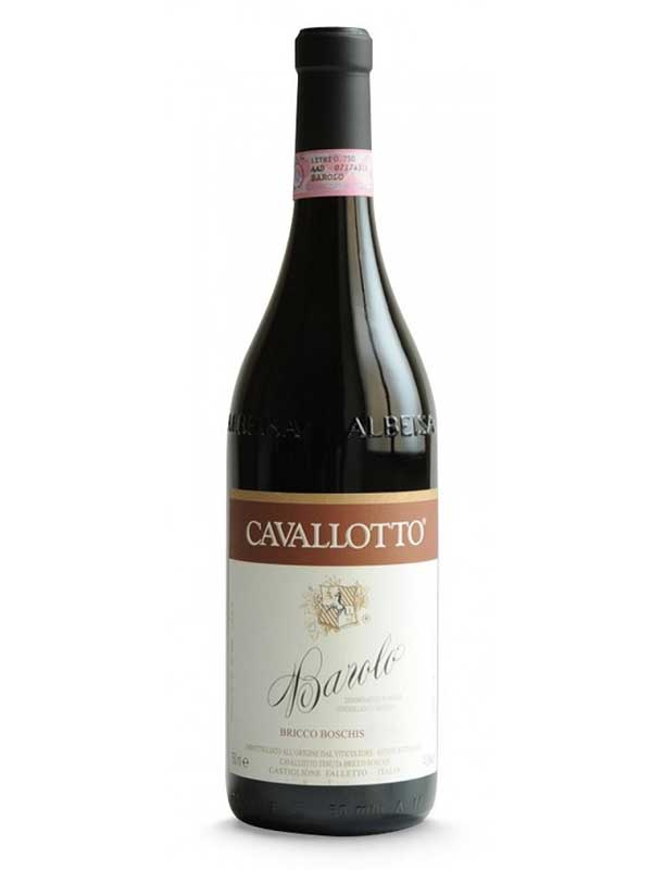 Cavallotto Borolo Bricco Boschis 750ML Bottle