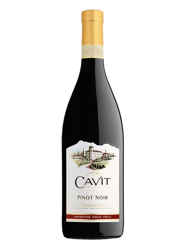 Cavit Pinot Noir Pavia 750ML Bottle