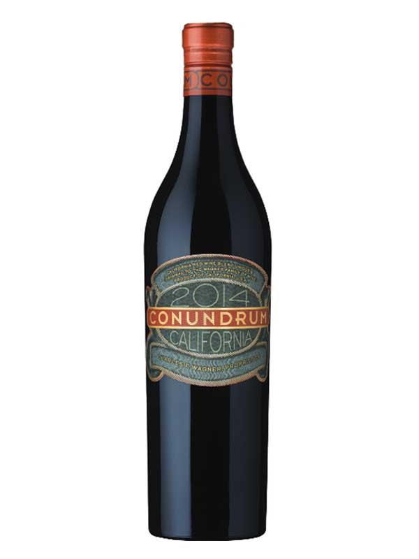 Conundrum Wine Caymus Vineyards Conundrum Red 2014