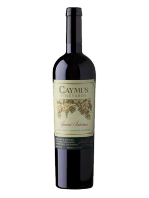 Caymus Vineyards Special Selection Cabernet Sauvignon Napa Valley 750ML Bottle