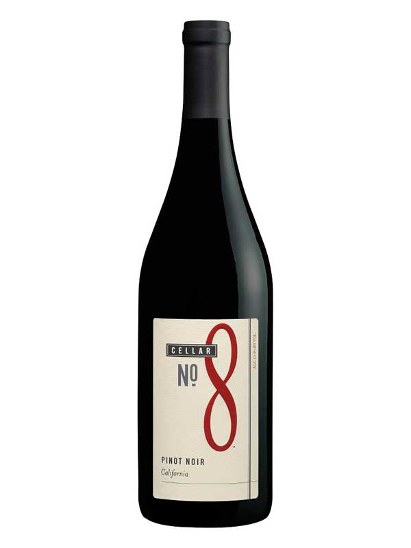 Cellar No. 8 Pinot Noir 2012 750ML Bottle