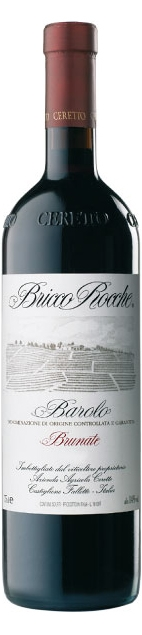 Ceretto Bricco Rocche Barolo Brunate Piedmont 2010 750ML Bottle