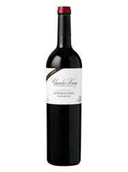 Charles Krug Family Generations Cabernet Sauvignon Napa Valley 2013 750ML Bottle
