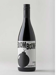 Charles Smith Wines Boom Boom! Syrah Columbia Valley 2015 750ML Bottle