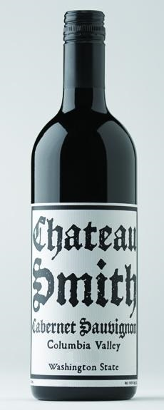 Charles Smith Wines Chateau Smith Cabernet Sauvignon Columbia Valley 2013 750ML Bottle
