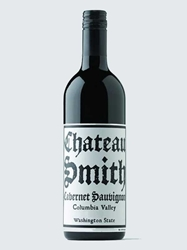 Charles Smith Wines Chateau Smith Cabernet Sauvignon Columbia Valley 750ML Bottle