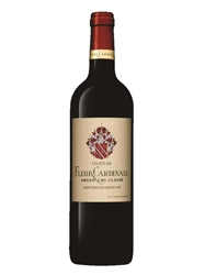 Chateau Fleur Cardinale Saint Emilion 750ML Bottle