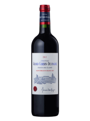 Chateau Grand Corbin-Despagne Saint Emilion 2015 750ML Bottle