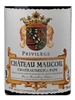 Chateau Maucoil Chateauneuf-du-Pape Privilege Rouge 750ML Label