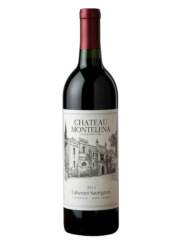 Chateau Montelena Cabernet Sauvignon Napa Valley 2013 750ML Bottle