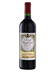 Chateau Rauzan-Gassies Margaux 1998 750ML Bottle