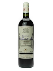 Chateau Rollan de By Cru Bourgeois Medoc 750ML Bottle