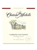Chateau Ste Michelle Cabernet Sauvignon Columbia Valley 750ML Label