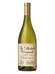 Chateau Ste Michelle Chardonnay Columbia Valley 2016 750ML Bottle