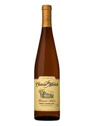 Chateau Ste Michelle Harvest Select Sweet Riesling Columbia Valley 750ML Bottle