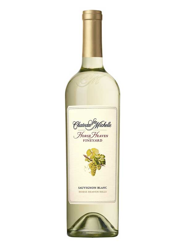Chateau Ste Michelle Horse Heaven Hills Sauvignon Blanc 2016 750ML Bottle