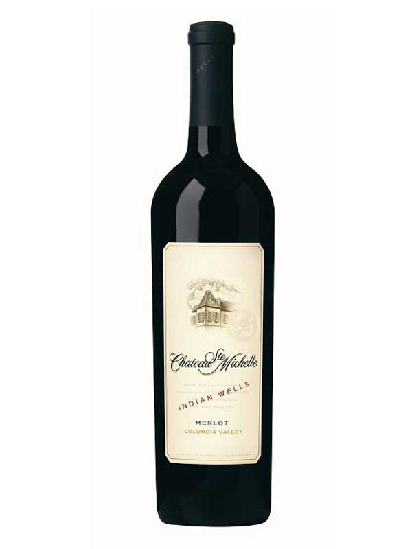 Chateau Ste Michelle Indian Wells Merlot Columbia Valley 750ML Bottle