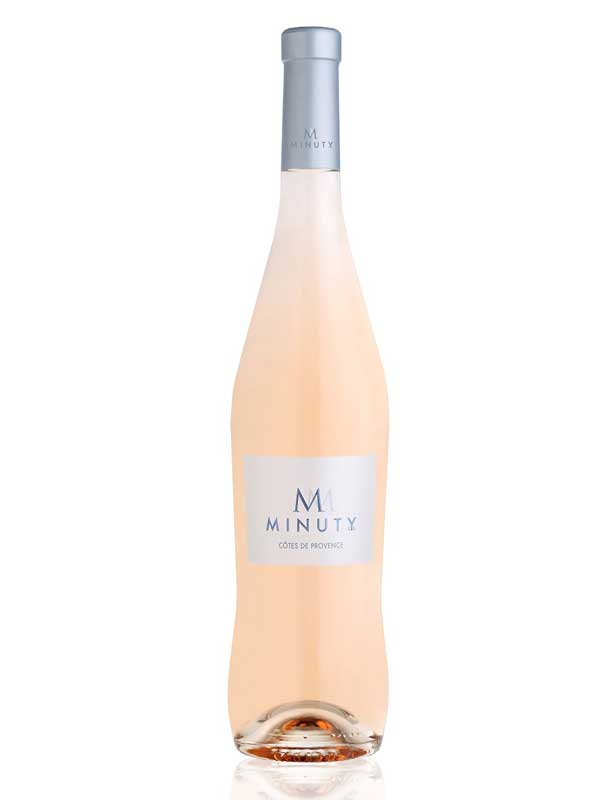 Chateau de Minuty M Rose Cotes de Provence 750ML Bottle