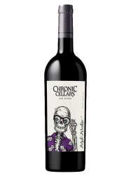 Chronic Cellars Purple Paradise Paso Robles 2019 750ML Bottle