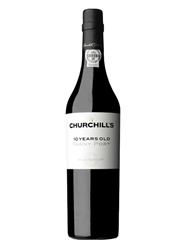 Churchills 10 Year Old Tawny Port 500ML Bottle