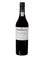 Churchills 20 Year Old Tawny Port 500ML Bottle