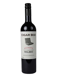 Cigar Box Reserve Malbec Mendoza 2016 750ML Bottle