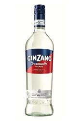 Cinzano Bianco Vermouth 750ML Bottle