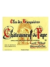 Clos des Brusquieres Chateauneuf-du-Pape 750ML Label