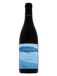 Cloudline Pinot Noir Willamette Valley 750ML Bottle