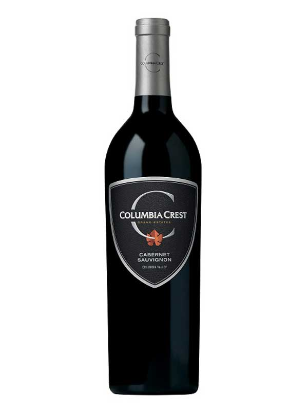 Columbia Crest Cabernet Sauvignon Grand Estates Columbia Valley 750ML Bottle