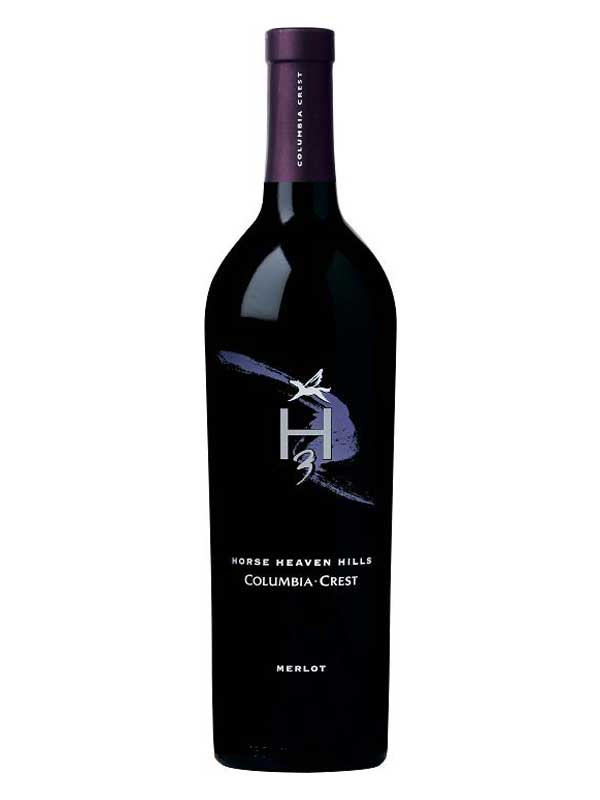 Columbia Crest Merlot H3 Horse Heaven Hills 750ML Bottle