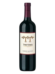 Two Vines Cabernet Sauvignon 750ML Bottle