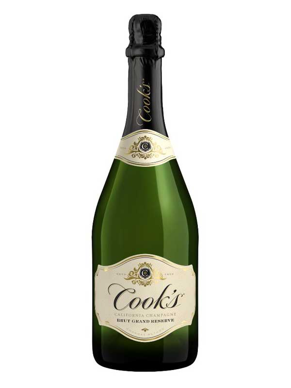 cook 39 s champagne cellars cook 39 s brut grand reserve